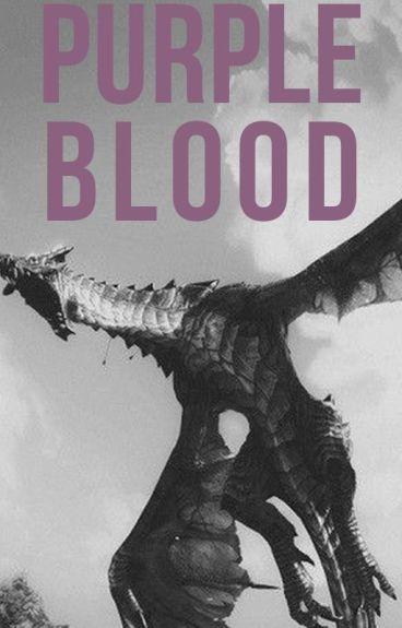 Purple Blood - George Weasley [#Wattys2015]