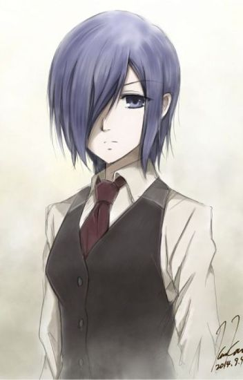Touka Kirishima x Male!Reader - Meta-chan or Megu-chan if