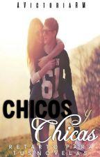 Chicos y chicas •reparto para tus novelas• by AVictoriaRM