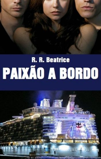 Paixão a bordo (Livro 6)