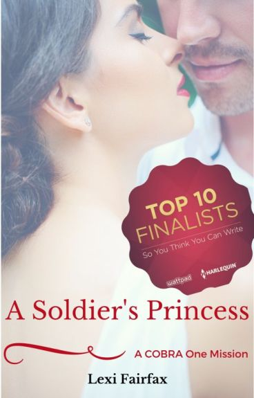 A Soldier's Princess by LFairfax1
