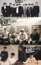 EXO Next Door by yjl1004