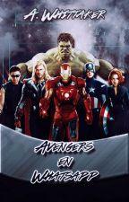 Avengers en WhatsApp. by A_Whittaker