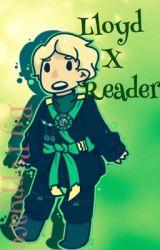 Lloyd x Reader by Puppyace