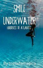 Smile Underwater by tostadamagica