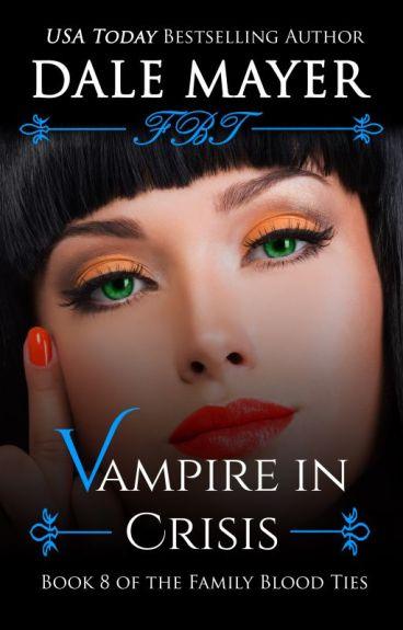 Vampire in Crisis - book 8