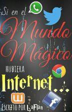 Si En El Mundo Mágico Hubiera Internet... [Lyra Dursley] by LaFlan