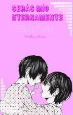 Serás mío eternamente (Yaoi, Vampiros) by kristy_Chan