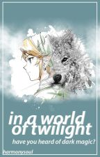 In a World of Twilight (Link x Reader) by HarmonySoul