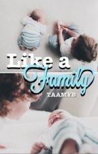 like a family [l.s mpreg] by TaamyB