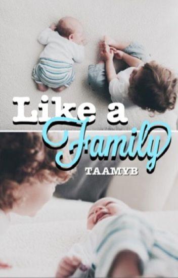 like a family [l.s mpreg]