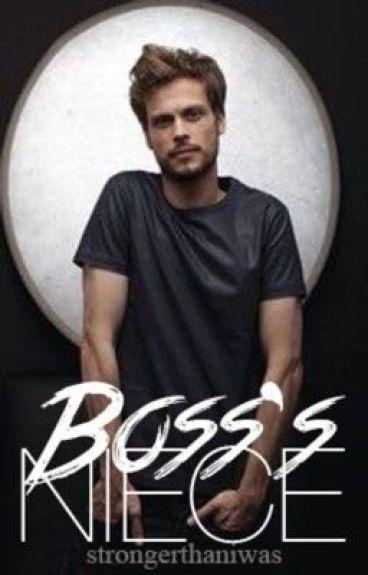 Boss's Niece (Criminal Minds fanfic)