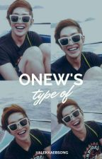 ʚ Onew's Type Of by ValeKkaebsong