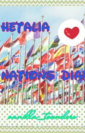 Hetalia Diary and headcanon Entries!! by vanilla_tsundere