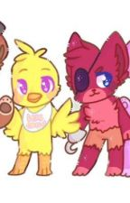My fnaf drawings!!!! :3 (and other random stuff) by WolfiiArts