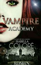 Vampire Academy - reflective blood (I) by Wimpernschlag22