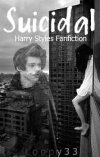 Suicidal-Harry Styles by loopy33