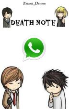 Death Note - WhatsApp © by Zarazii_Demon