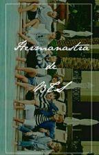 Hermanastra de BTS by BTSKookie5sos