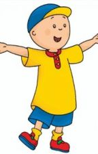 Caillou by ggdsmd