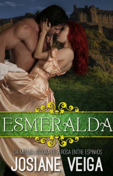Resenha, livro, Esmeralda, Josiane Veiga, Wattpad