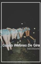 Cuatro Weonas De Gira | 5SOS | Chilensis| by 5SOSGxrls