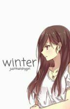 Winter { A TMNT Fan Fiction } by justthatshygirl