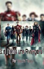 Et si j'étais une Avengers ? by tanyasecchi