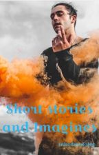 Short Stories and Imagines ▷ Nate Maloley by inkedmaloley