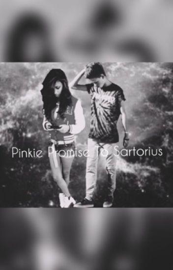 •A Pinkie Promise To Sartorius•