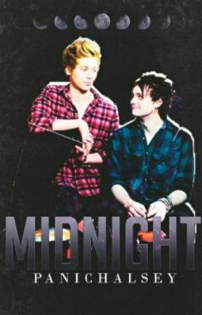 midnight  by panichalsey