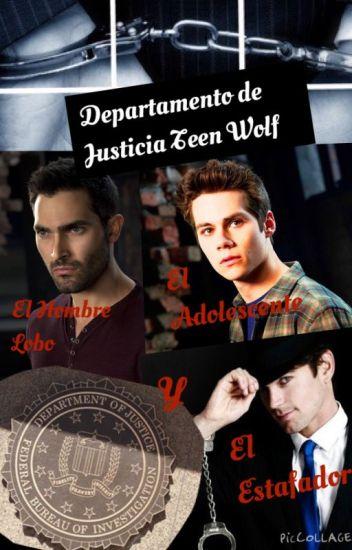 Departamento de Justicia Teen Wolf (Sterek)