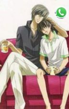 whatsapp junjou romantica by takechi-senpai