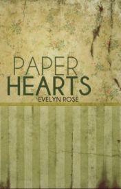 Paper Hearts by scripturienta