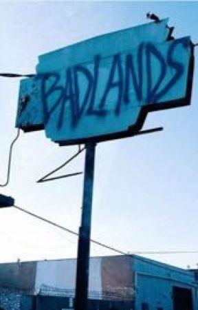 Welcome to The Badlands (Halsey) by starsinmyeyes13