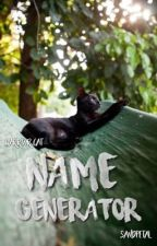 name generator // warrior cat  by SandPetal