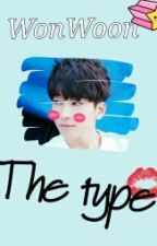 ♡Wonwoo The Type♡ by ValeRiveros7