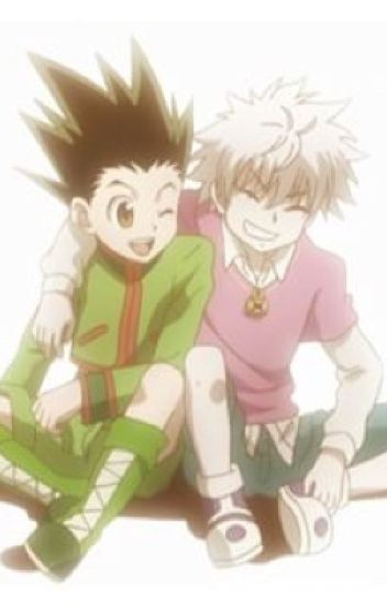The Three Hunters  (Killua x Gon x Reader) [COMPLETED]