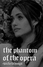 The Phantom of the Opera | S. SALVATORE by lucysheartfilia