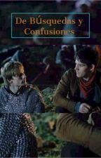 De Busquedas y Confusiones (Merlin) by PonysSalvajes01