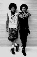 les twins boyxboy by versacebeez