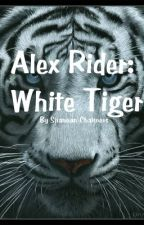 Alex Rider: White Tiger by FullmetalAlchemist