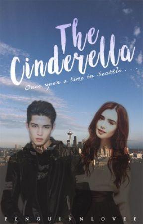 The Cinderella | Wattys 2016 by penguinnlovee