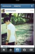 He's famous. (Ranz Kyle) I'm not. by ColoredOreoFilling