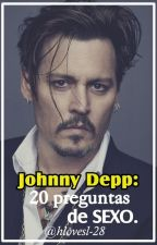 Johnny Depp: 20 preguntas de sexo. [REAL] by potatolarrykuin