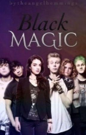Black Magic(Tradusă)/PAUZA by AndreutaMrsStyles