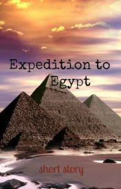 Expedition to Egypt by AmberSophia