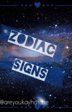 Zodiac Signs by areyoukayhatche