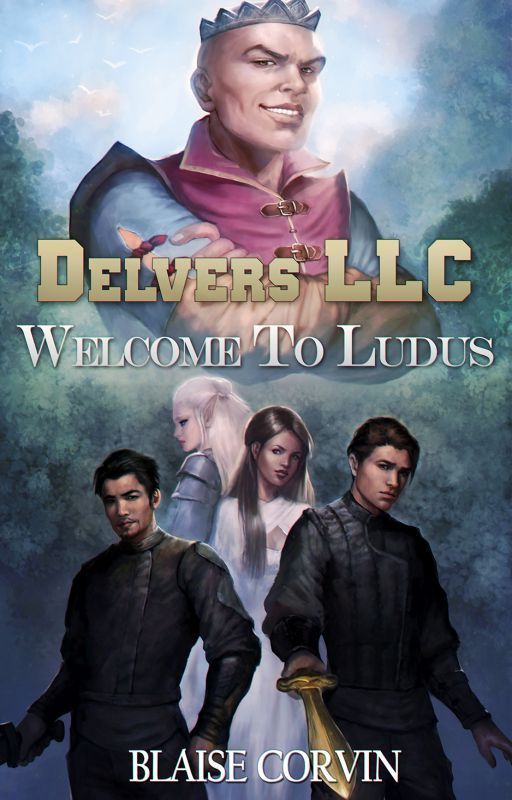 Delvers LLC - Welcome to Ludus (#Wattys 2016) by Beardeplume