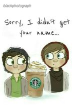 Sorry, I didn't get your name... by blackphotograph